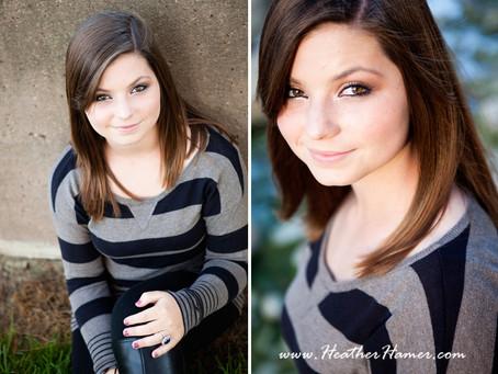 Elizabeth – Class of 2012   Santa Maria Photographer