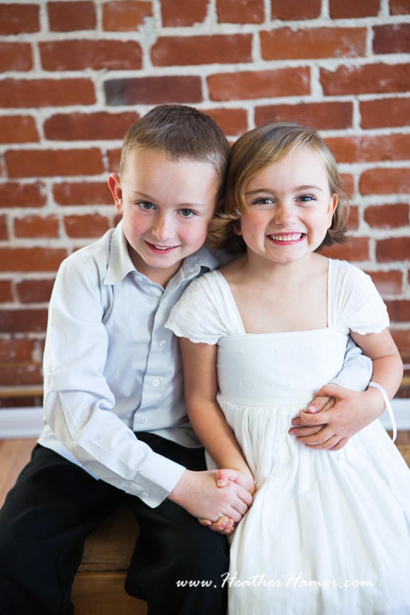 Santa Maria Childrens portraits 8