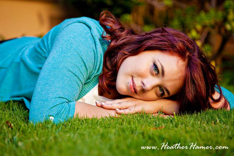 Righetti Senior Portraits