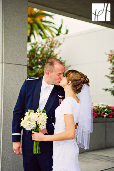 Oakland Temple LDS Wedding Photography