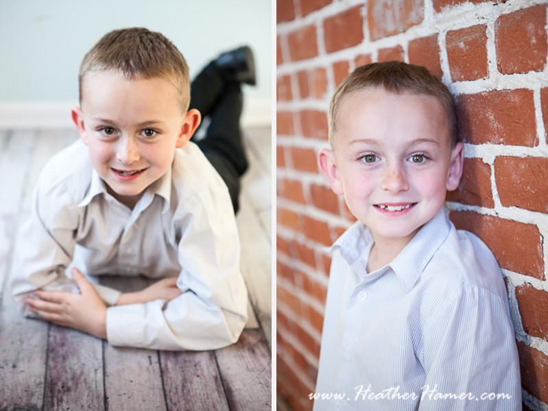 Santa Maria Childrens portraits 1