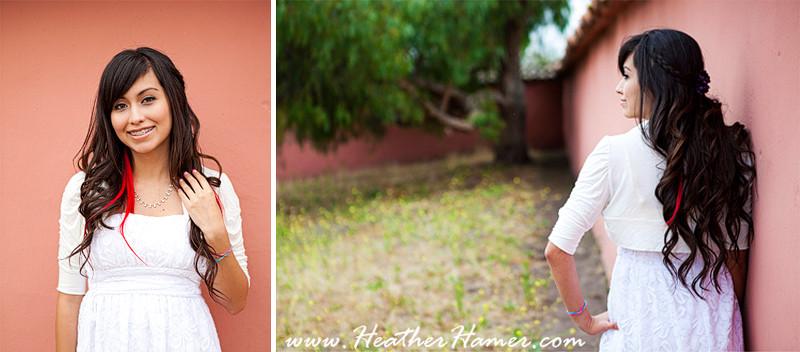 Santa Maria Senior Portraits