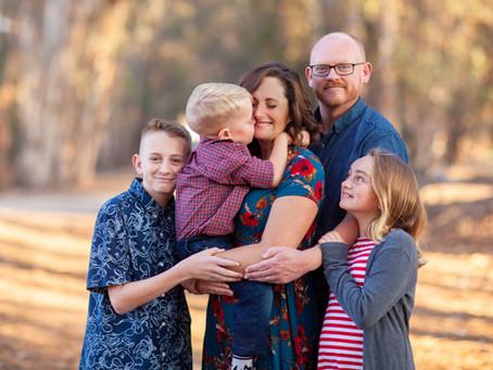 The J Family - Santa Maria Family Photography