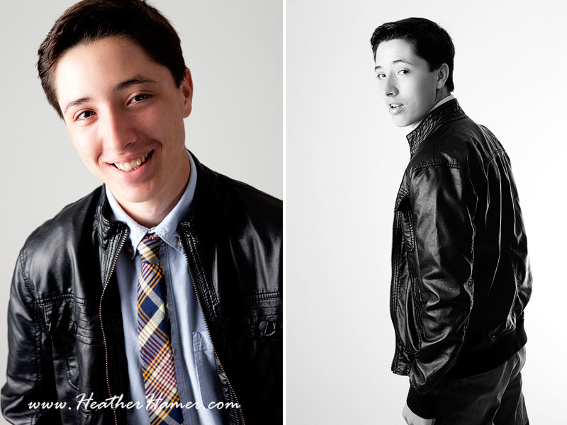 Santa Maria Senior Portrait Photographer