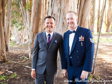 Adam and Steven – Wedding Photography
