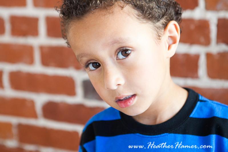 Santa Maria Kid Photographer