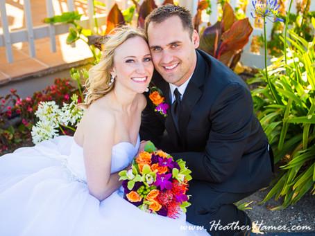 Jennifer and Ryan | Pismo Beach Wedding Photographer
