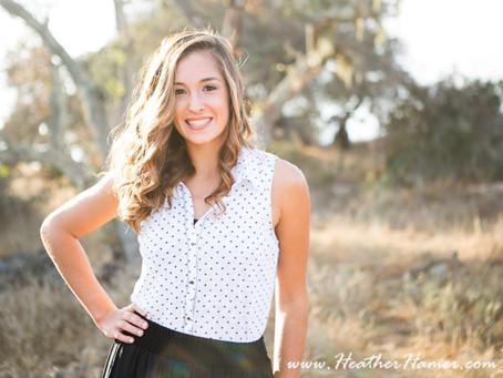 Rachel – Senior Portraits