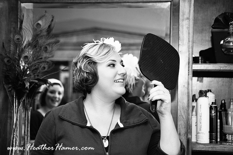 Cambria Wedding Photo