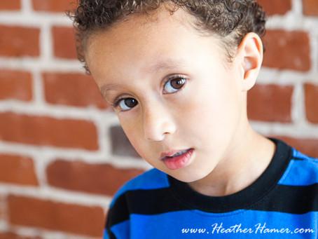 Prynceton – Santa Maria Kid Photography