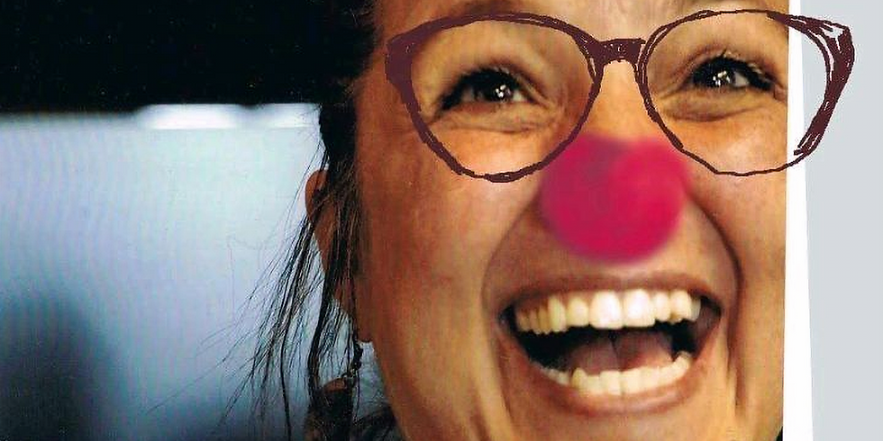 Atelier de jeu clownesque avec Karina Werneck-Assis