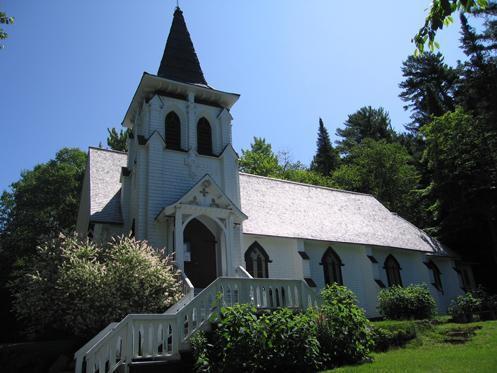 Chapelle St-Joseph-sur-le-Lac