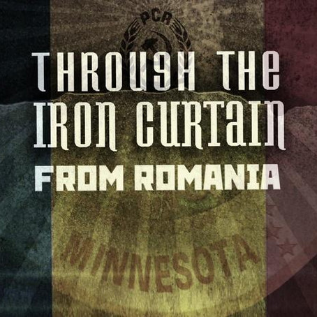 "Documentary Screening: ""Through the Iron Curtain - From Romania"""