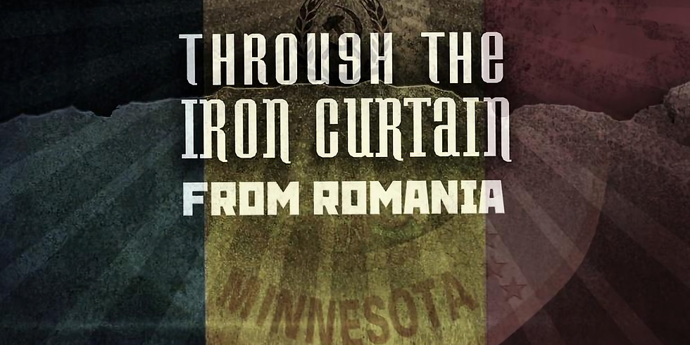 "Documentary Screening and Panel Discussion: ""Through the Iron Curtain - From Romania"""