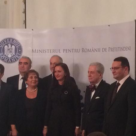 100 pentru 100. Centenar în emigrația românească