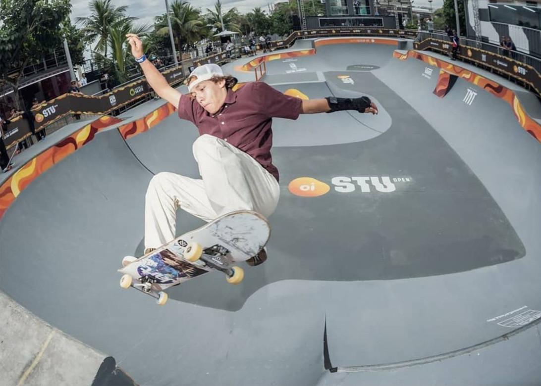 Stu Open in Rio de Janeiro