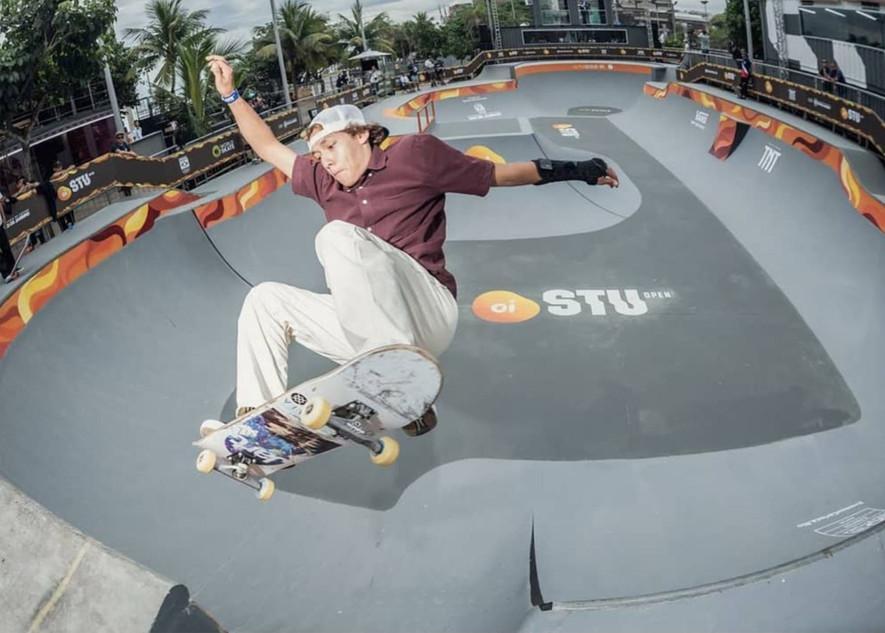 Stu Open à Rio de Janeiro
