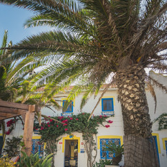 Pensao das Dunas  Carrapateira Algarve Hotel Patio