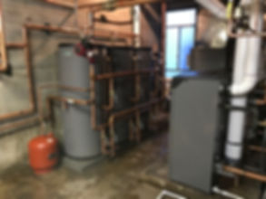 Commercial Domestic Hot Water Boilers Denver Colorado Broomhall Brothers