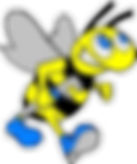 Broomhall Brothers Mechanical Contrators Bee Logo