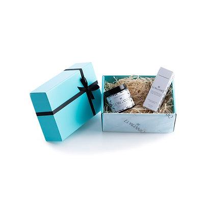 Shave Balm & Beard Oil Gift Box