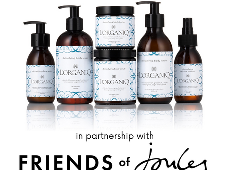 Friends of Joules partnership