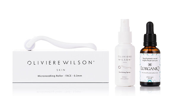 Microneedling & Hydration Duo (Ladies)