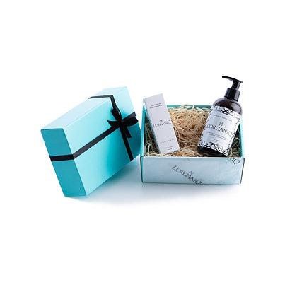 Men's Body Wash & Face Serum Gift Box