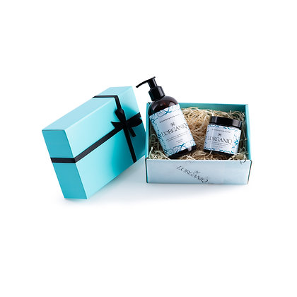 Detoxifying Body Wash & Body Butter Gift Box