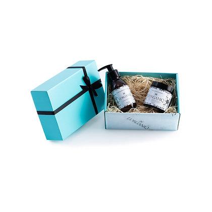 Men's Shave Balm & Aftershave Gel Gift Box