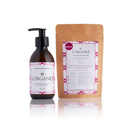 Nourishing Hand Wash and Refill