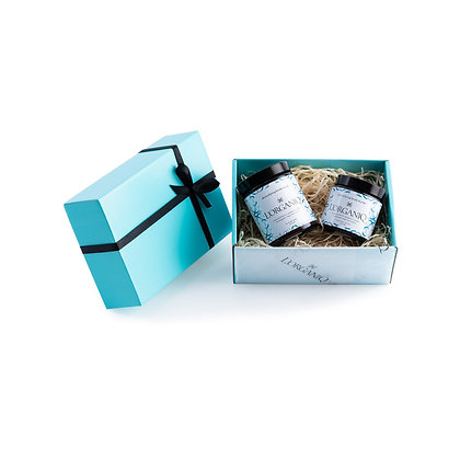 Detoxifying Body Scrub & Body Butter Gift Box