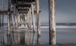 Avalon beach pier