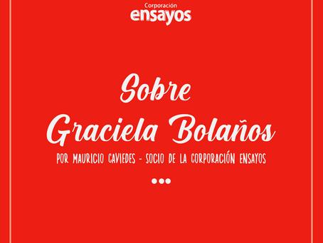 Sobre Graciela Bolaños