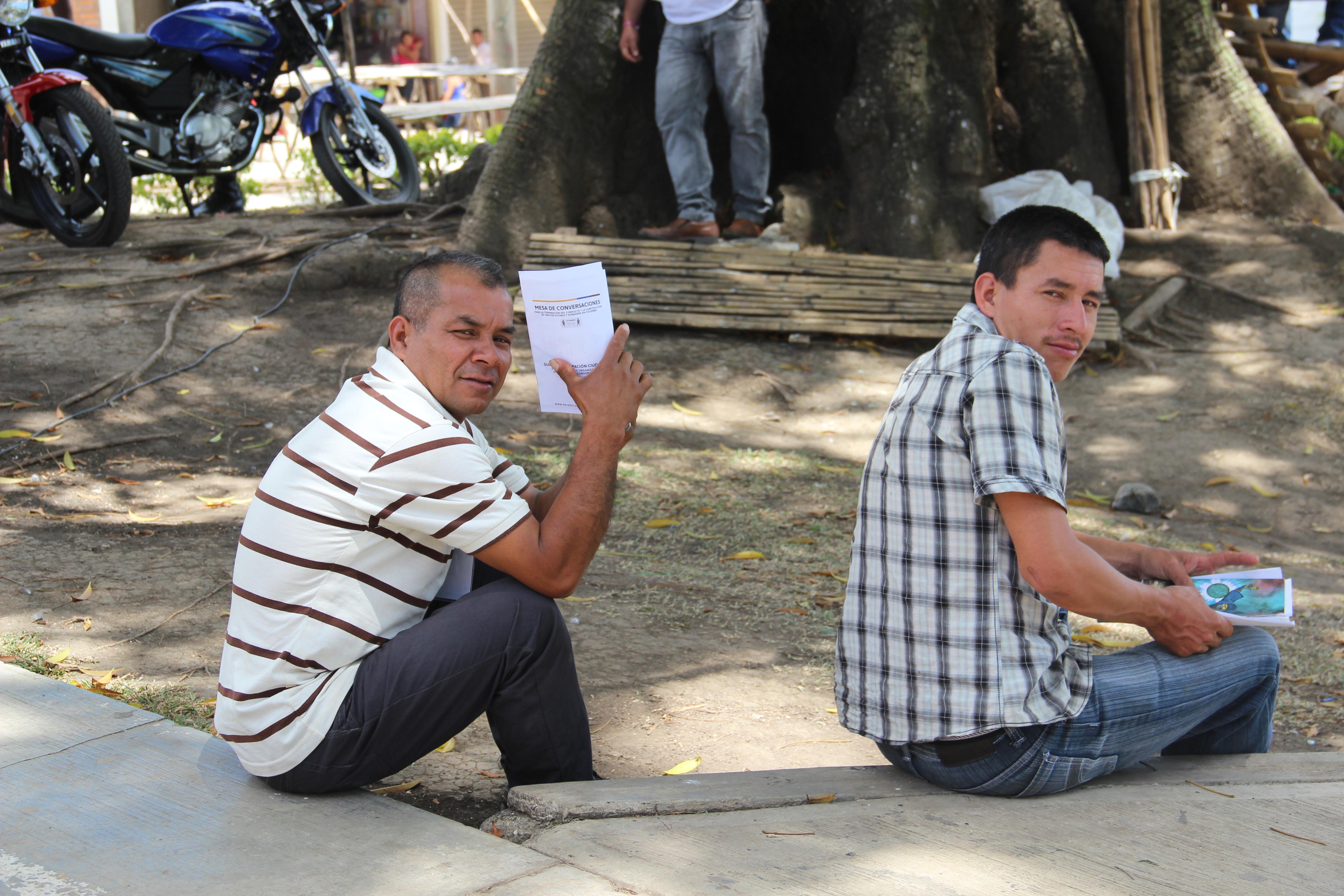 Foro de Paz en Sucre - Colombia