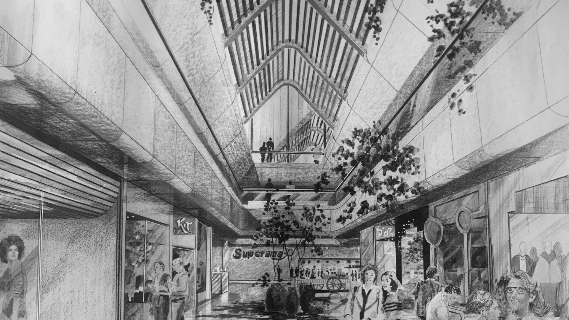 Centro Comercial Lilas Bosques