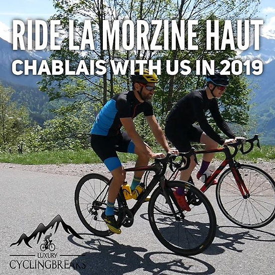 La Morzine Haut Chablais 14th - 16th June 2019