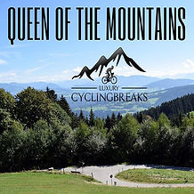 "Our 2019 ""queen of the mountains"" break"