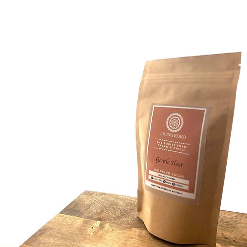 Gentle Heat – Drinking Cacao + Chilli