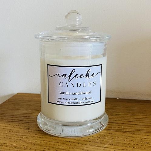 Vanilla Sandalwood Caleche Candle