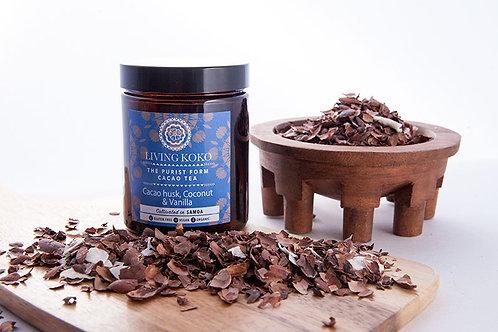 Cacao Husk, Coconut & Vanilla Tea