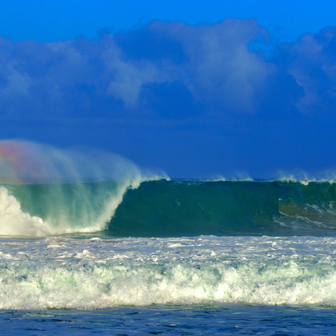 Curl Spray Rainbow