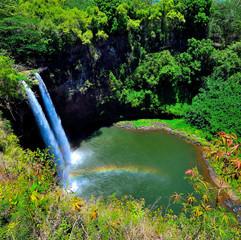 Overlook Waterfall