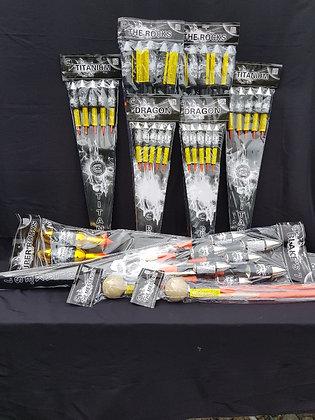Mega Rocket Pack