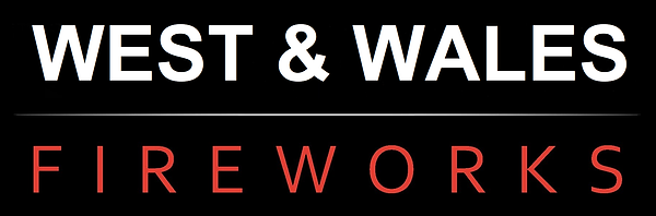 West & Wales Fireworks Logo
