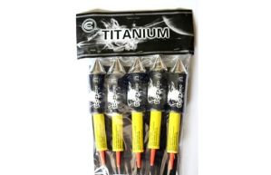 Titanium Rockets