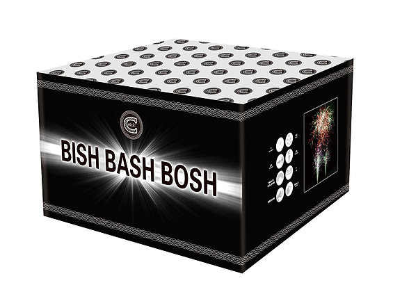 Bish Bash Bosh