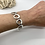 Thumbnail: Silver Rounds Bracelet