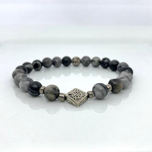 Black Network Bracelet