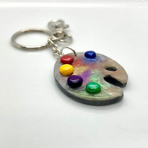 Polymer Clay Keychain /Zipper Pull